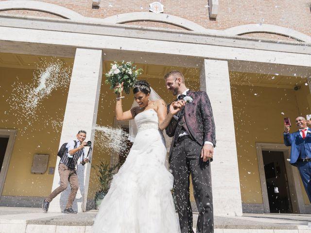 Il matrimonio di Francesco e Rosaura a Argenta, Ferrara 23
