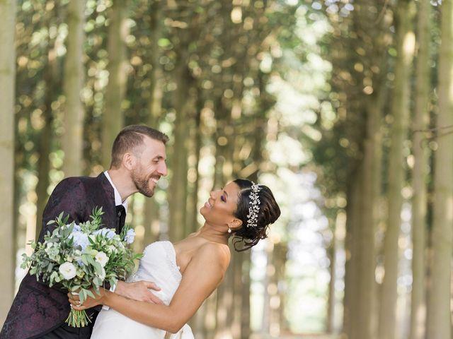 Il matrimonio di Francesco e Rosaura a Argenta, Ferrara 26