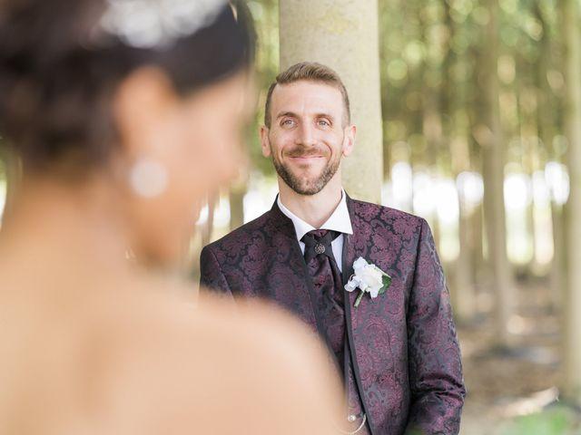 Il matrimonio di Francesco e Rosaura a Argenta, Ferrara 31