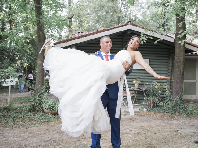 Il matrimonio di Francesco e Rosaura a Argenta, Ferrara 34