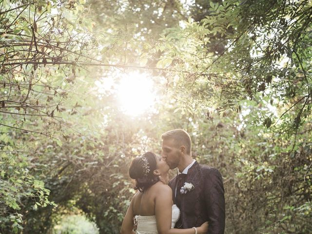 Il matrimonio di Francesco e Rosaura a Argenta, Ferrara 43