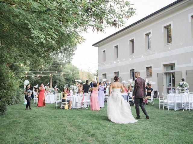 Il matrimonio di Francesco e Rosaura a Argenta, Ferrara 54