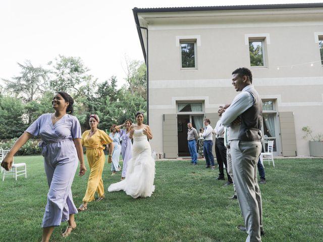 Il matrimonio di Francesco e Rosaura a Argenta, Ferrara 55