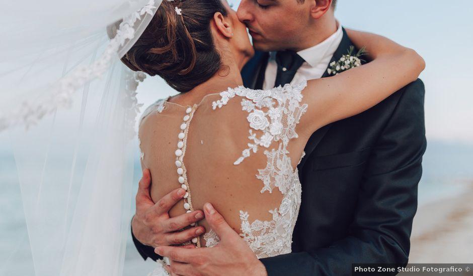 Il matrimonio di Luigi e Nicole a Pescara, Pescara