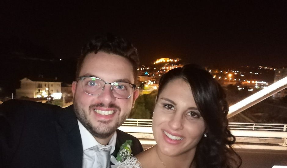 Il matrimonio di Renzo  e Ester  a Cosenza, Cosenza