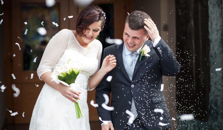 Il matrimonio di Luca e Arianna a Marnate, Varese