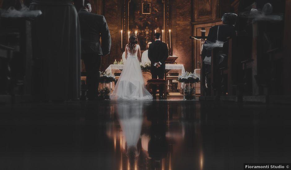 Il matrimonio di Michele e Lillia a Roma, Roma