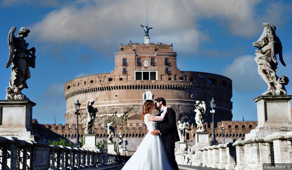 Il matrimonio di Simona e Enrico a Roma, Roma