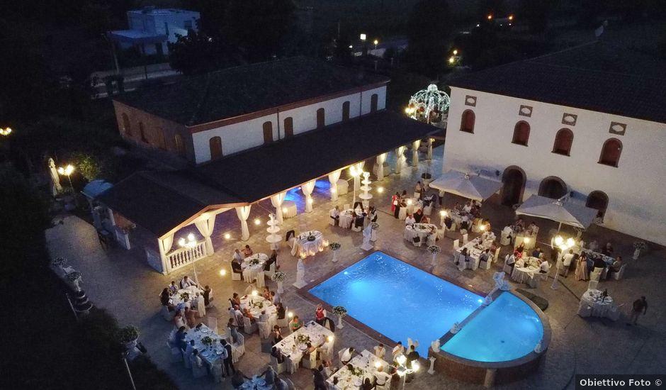 Il matrimonio di Valentina e Nicolas a Bagnolo San Vito, Mantova