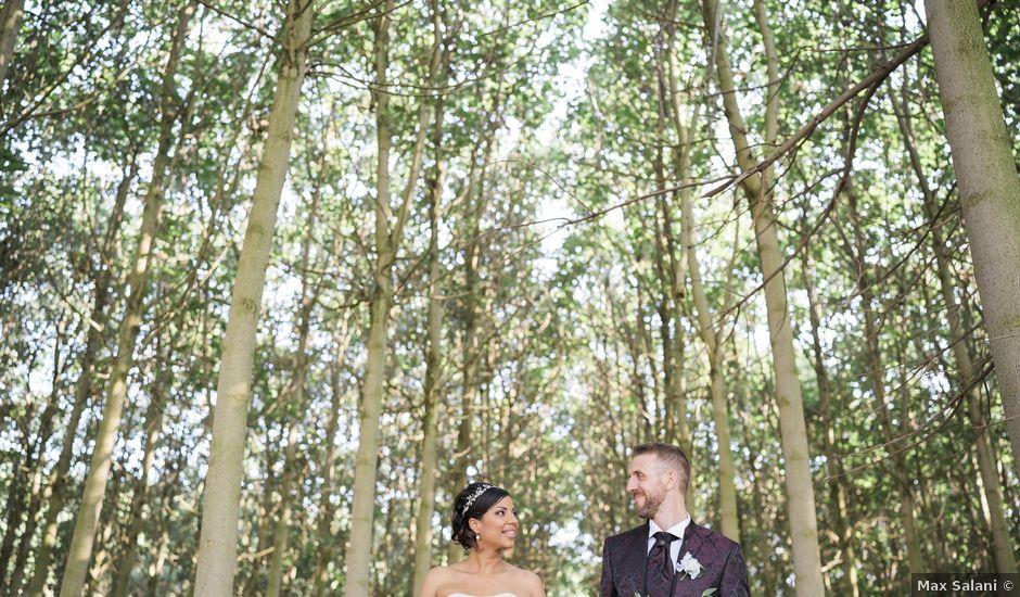 Il matrimonio di Francesco e Rosaura a Argenta, Ferrara