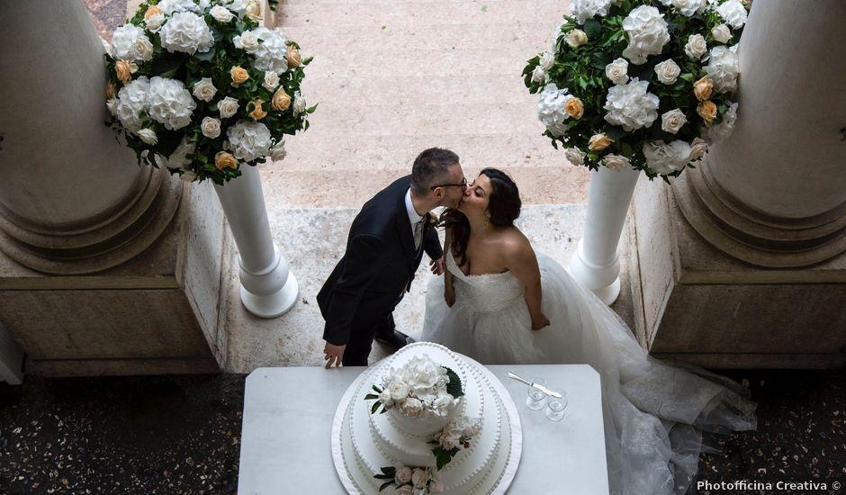 Il matrimonio di Claudio e Fabiola a Mantova, Mantova