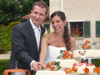 Le nozze di Deborah e Simone