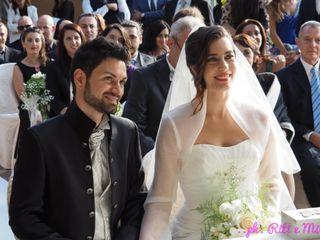 Le nozze di Danilo e Francesca 1