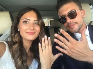 Le nozze di Micaela e Sabino