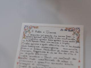 Le nozze di Marta e Simone 1