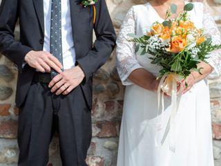 Le nozze di Jana e Simone