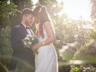 Le nozze di Cecilia e Luca