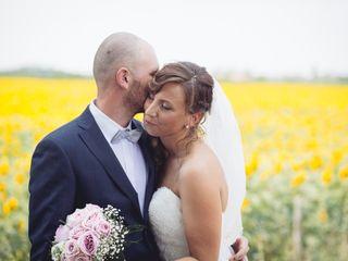 Le nozze di Tatiana e Michael