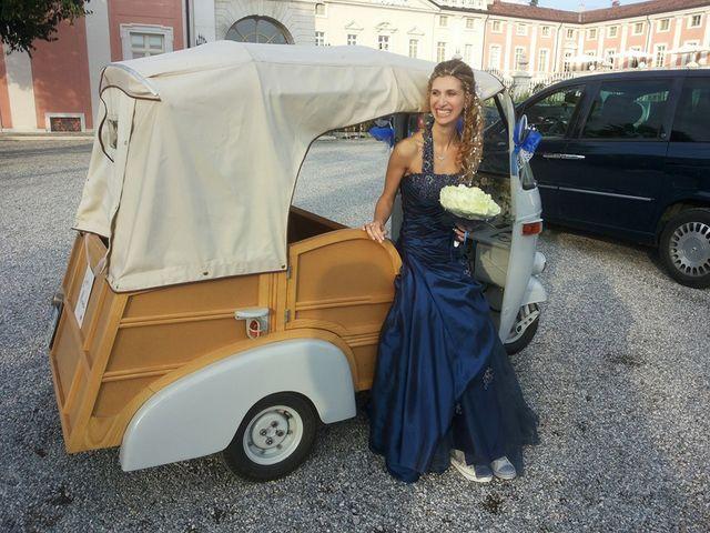 Il matrimonio di Fabrizio e Elena a Rezzato, Brescia 7