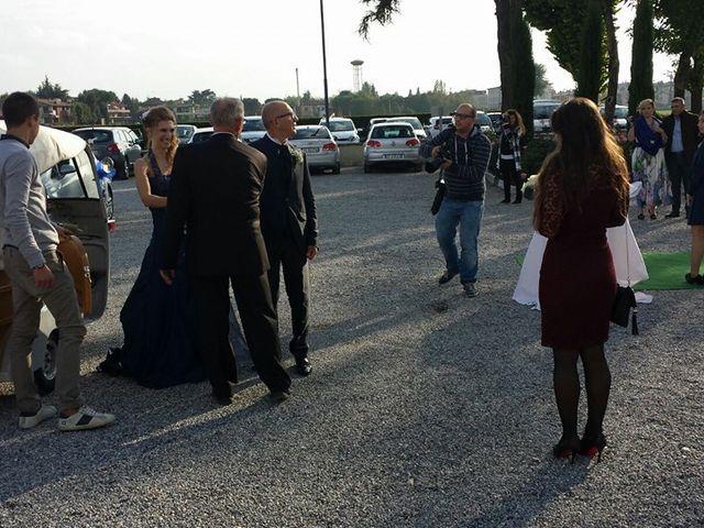 Il matrimonio di Fabrizio e Elena a Rezzato, Brescia 1