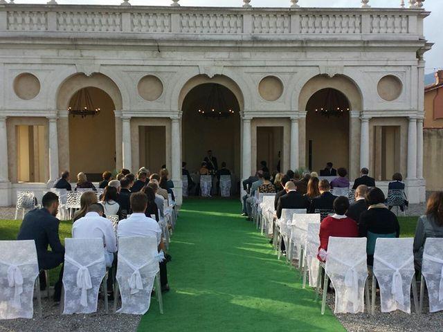 Il matrimonio di Fabrizio e Elena a Rezzato, Brescia 5
