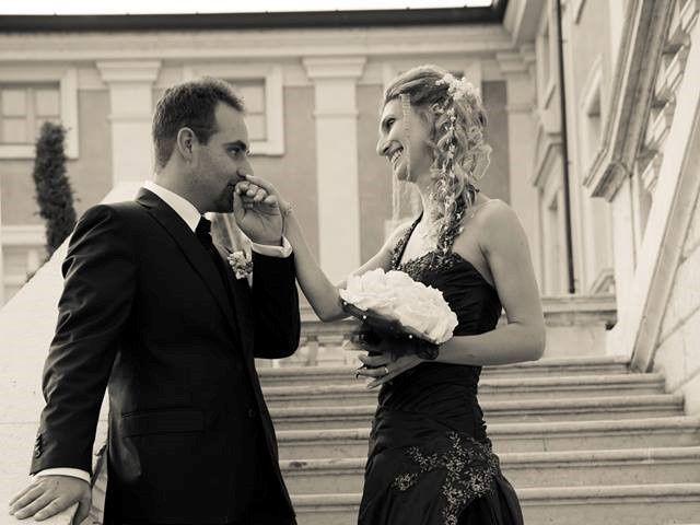 Il matrimonio di Fabrizio e Elena a Rezzato, Brescia 15