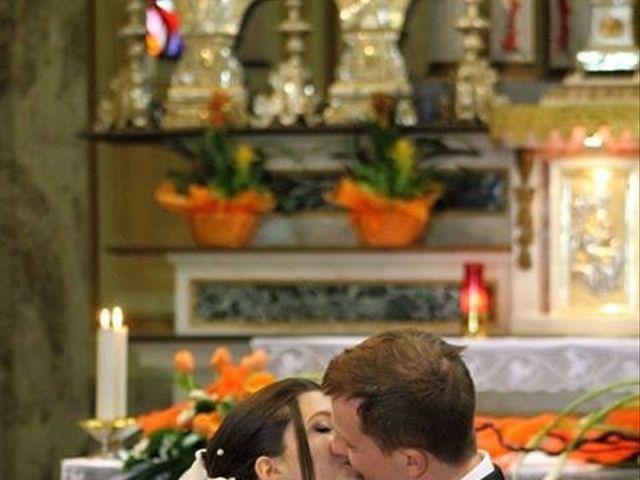 Il matrimonio di Simone e Deborah a Tribiano, Milano 3