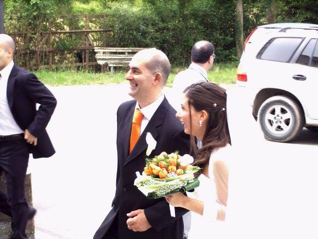 Il matrimonio di Simone e Deborah a Tribiano, Milano 7