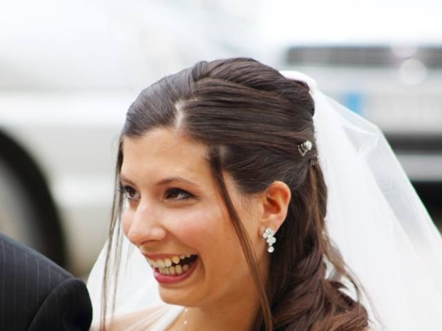 Il matrimonio di Simone e Deborah a Tribiano, Milano 6