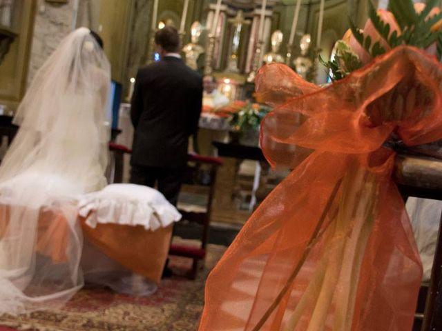 Il matrimonio di Simone e Deborah a Tribiano, Milano 12