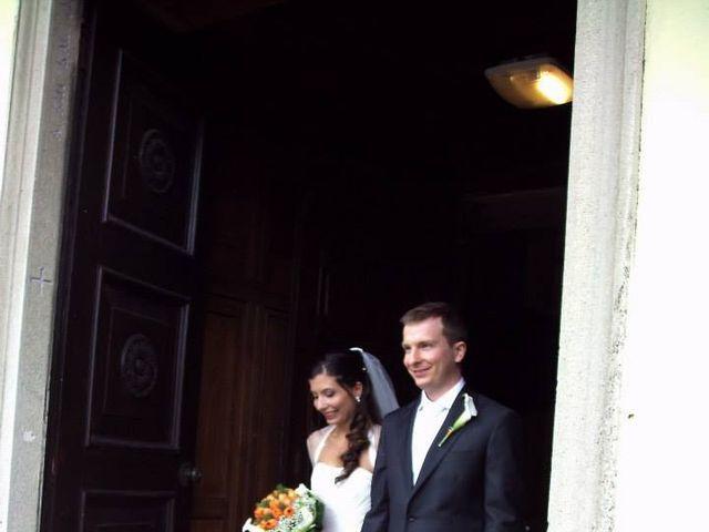 Il matrimonio di Simone e Deborah a Tribiano, Milano 13