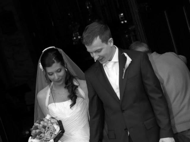 Il matrimonio di Simone e Deborah a Tribiano, Milano 14