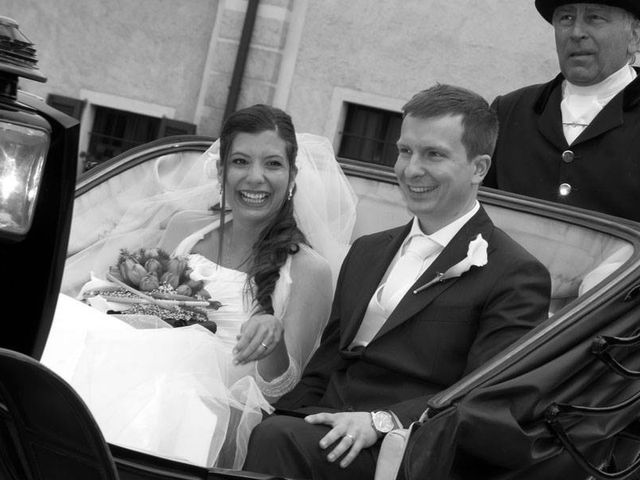 Il matrimonio di Simone e Deborah a Tribiano, Milano 19
