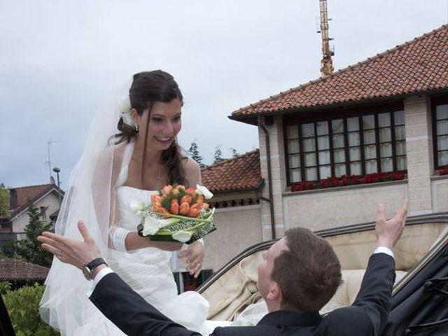 Il matrimonio di Simone e Deborah a Tribiano, Milano 20