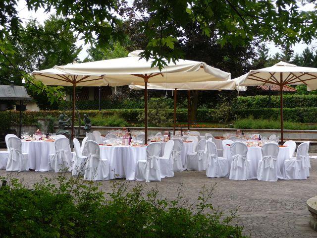 Il matrimonio di Simone e Deborah a Tribiano, Milano 22