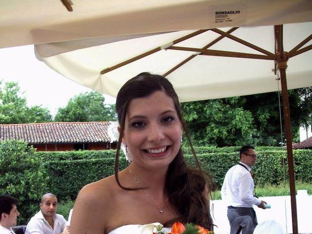 Il matrimonio di Simone e Deborah a Tribiano, Milano 24