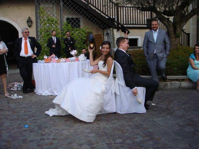 Il matrimonio di Simone e Deborah a Tribiano, Milano 29