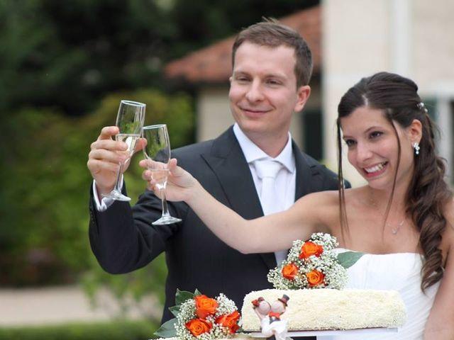 Il matrimonio di Simone e Deborah a Tribiano, Milano 32