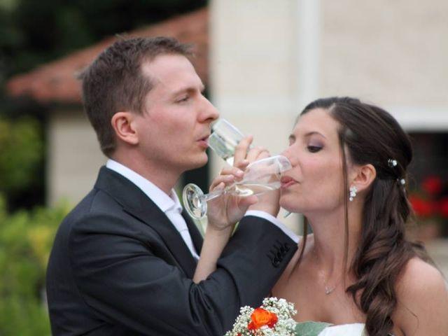 Il matrimonio di Simone e Deborah a Tribiano, Milano 33