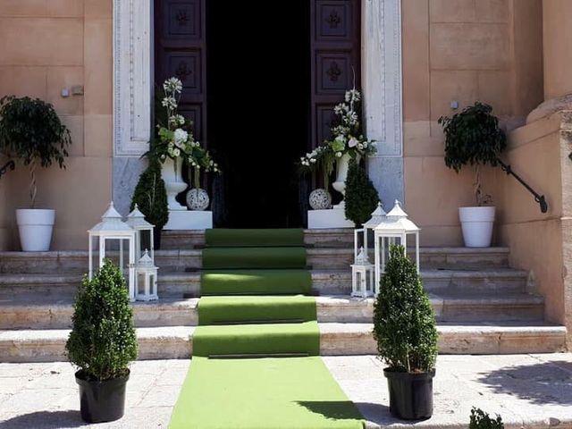Il matrimonio di Giuseppe  e Mimma a Terrasini, Palermo 2