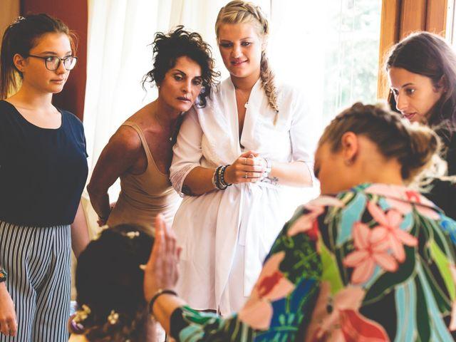 Il matrimonio di Luca e Alessia a Chiopris-Viscone, Udine 30