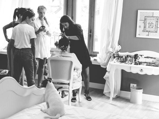 Il matrimonio di Luca e Alessia a Chiopris-Viscone, Udine 31