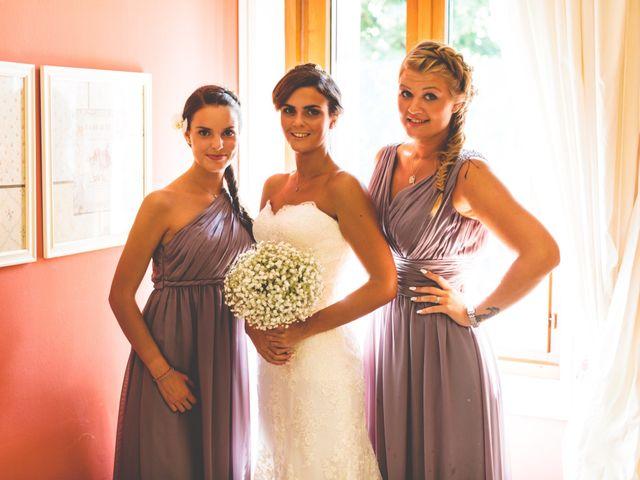 Il matrimonio di Luca e Alessia a Chiopris-Viscone, Udine 101