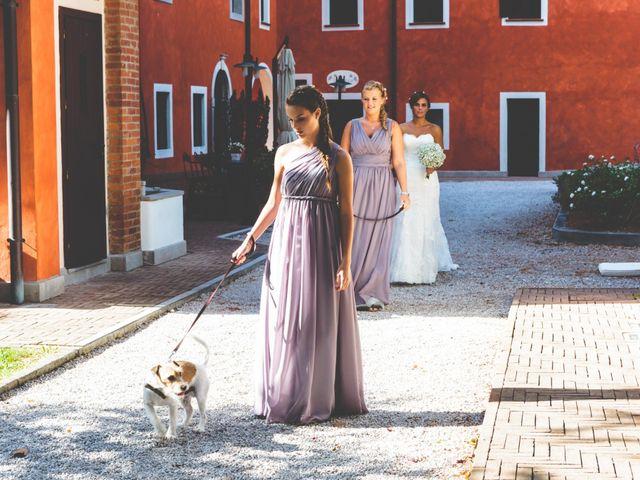 Il matrimonio di Luca e Alessia a Chiopris-Viscone, Udine 106