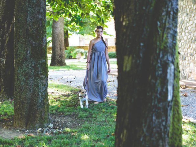 Il matrimonio di Luca e Alessia a Chiopris-Viscone, Udine 107