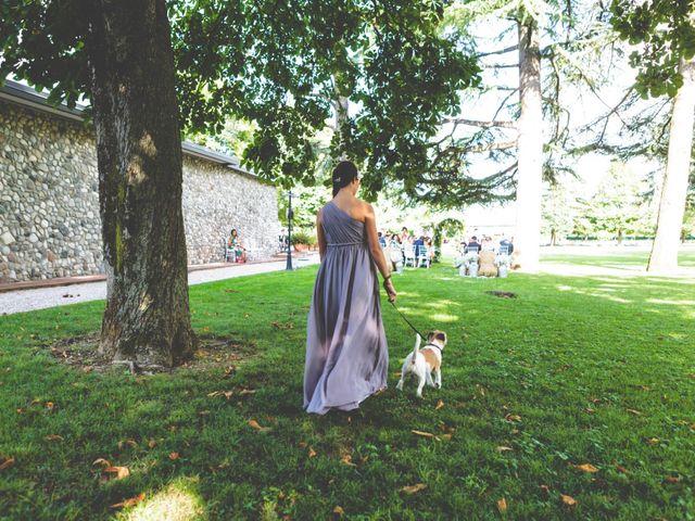 Il matrimonio di Luca e Alessia a Chiopris-Viscone, Udine 108