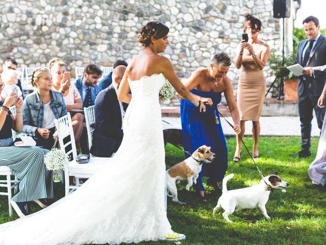 Il matrimonio di Luca e Alessia a Chiopris-Viscone, Udine 114