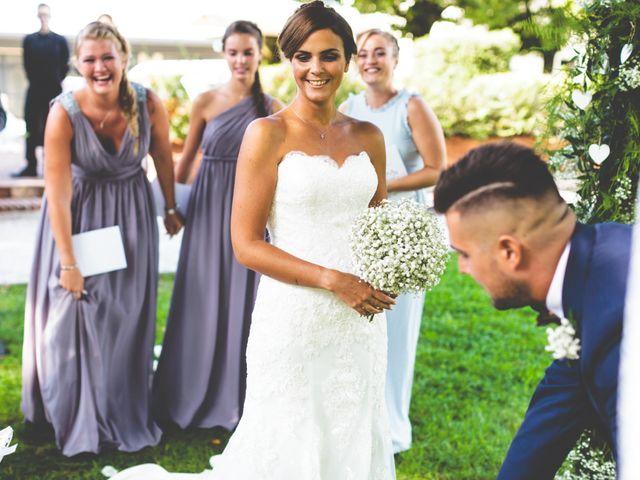 Il matrimonio di Luca e Alessia a Chiopris-Viscone, Udine 117