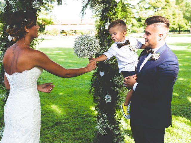 Il matrimonio di Luca e Alessia a Chiopris-Viscone, Udine 118