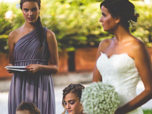 Il matrimonio di Luca e Alessia a Chiopris-Viscone, Udine 125